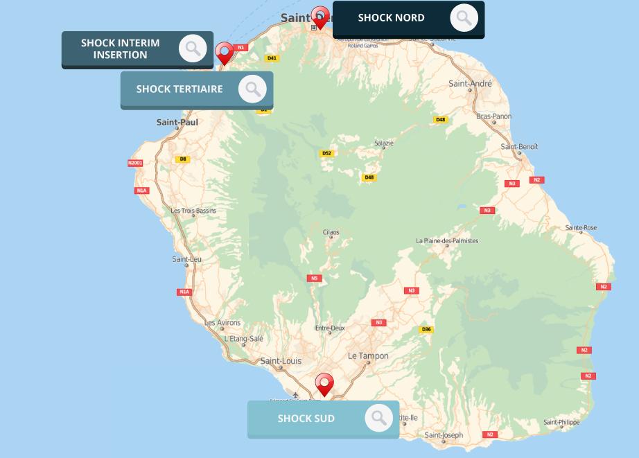 Map Shock